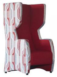 Gaja fauteuil akoestisch xxl davant