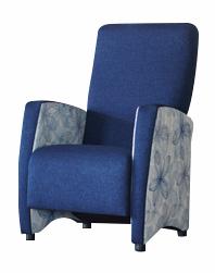 Gaja fauteuil hoge rug davant
