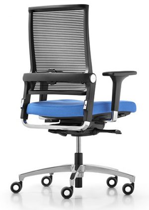 Dauphin lordo flex bureaustoel