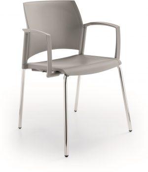 A580-stevige-kunststof-kantine-school-stoel-met-armleggers