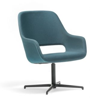 Armfauteuil-babila-comfort-2789-gestoffeerde-loungestoel-met-aluminium-swivel-frame