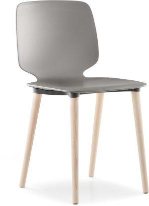 Babila-2750-kunststof-stoel-met-houten-poten-fsc-100-gecertificeerd