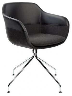 Brunner crona 6361a kruisvoet stoel