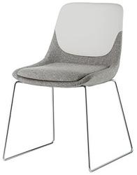 Brunner crona 6375 slede stoel
