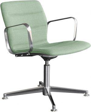 Butterfly-mo5368-lounge-swivel-full-magnus-olesen-loungestoel-met-armleggers-frame-alu-gepolijst-zitschaal-volledig-gestoffeerd-1