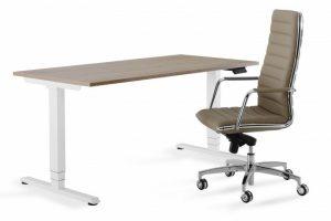 Flex 3 zit-sta elektrisch verstelbaar bureau