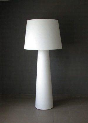 Fp-3l-195-staande-vloerlamp-met-voet-en-kap-geheel-uit-stof