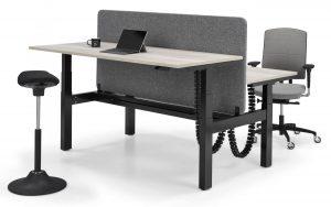 Flex 3 bench zit-sta elektrisch verstelbaar bureau