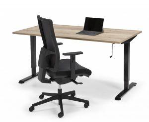 Flex light bureau slinger verstelbaar