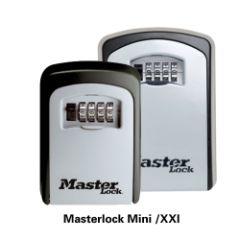 Masterlock sleutelberging