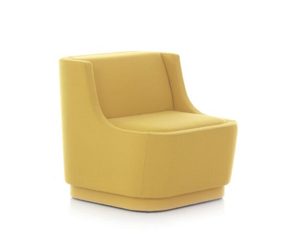Huggi fauteuil huislijn