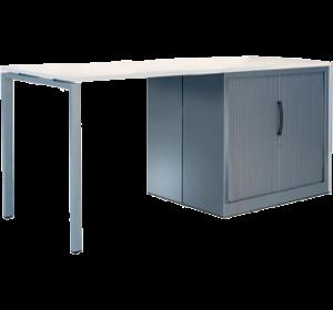 Hoge tafel / kasten combinatie huislijn