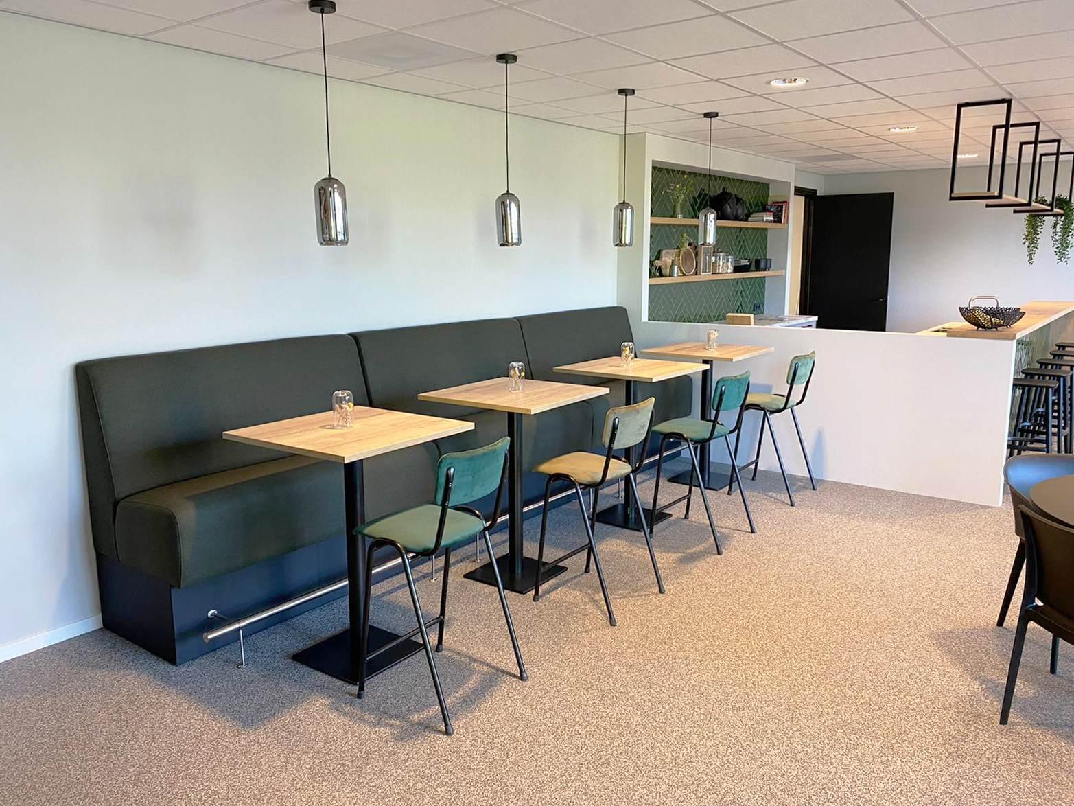 Nieuwe projectinrichting FirePrevent | Zevenbergen Kantoorefficiency B.V.